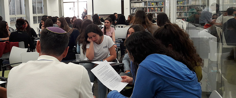 Promoting Unity in Ra'anana