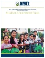 StudentEnrichmentFundCertificate