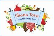AMIT Rosh Hashanah Cards-Torah
