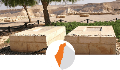 Trace Essential Moments in Israeli History