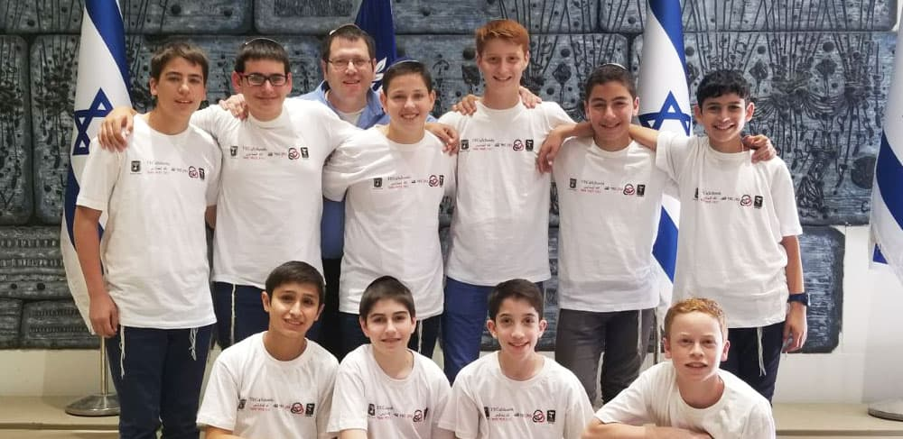 Using tech to connect to different sectors of Israeli society