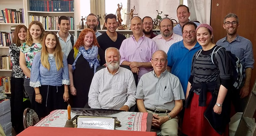 International Jewish educators unite to develop Israel studies