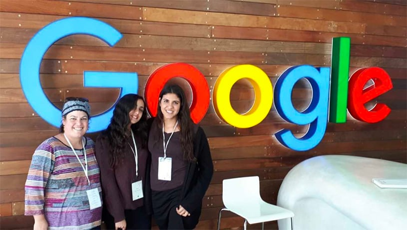 Google training AMIT students for a future in high-tech