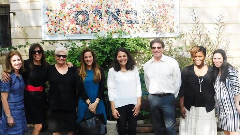 An inspiring mission to Israel for AMIT's newassociateregional directors