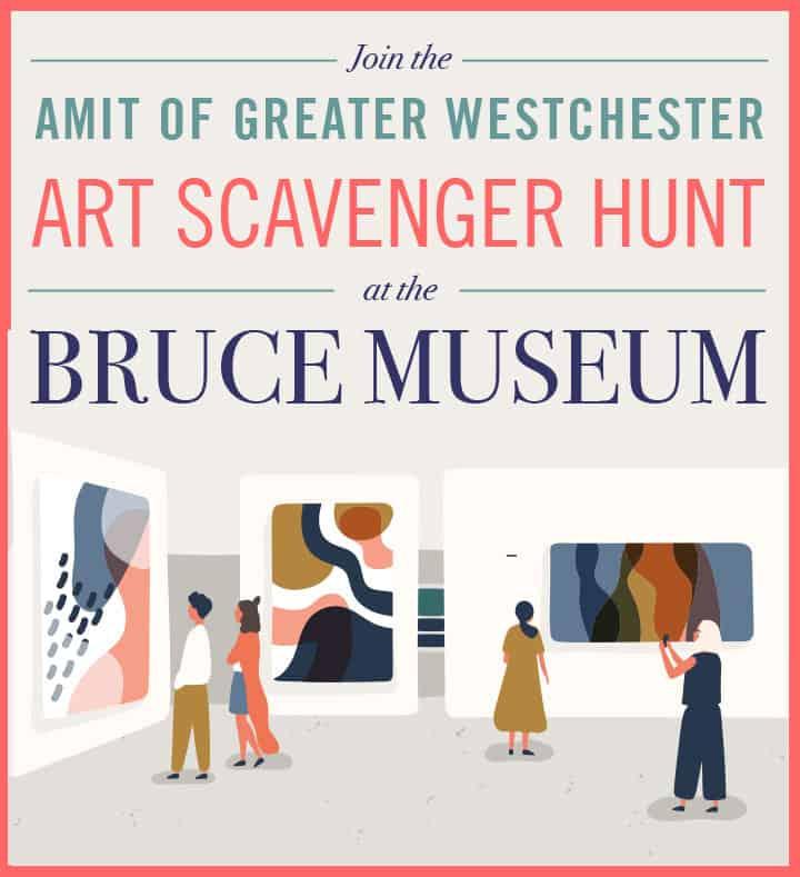 AMIT Westchester Winter Scavenger Hunt