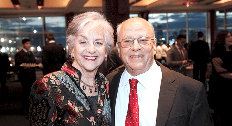 Donor Stories: Spotlight on Rona & Ira K.